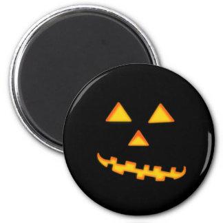 Happy Jack--O-Latern Magnet