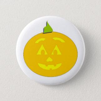 Happy Jackolantern Halloween Button