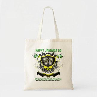Happy Jamaica 50 Golden Jubilee Celebration Bag