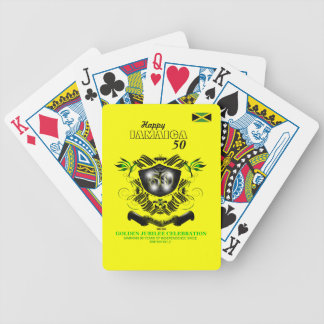 Happy Jamaica 50 Playing Cards