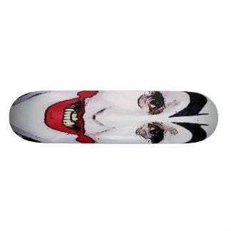 Happy Jo the Clown Custom Skate Board