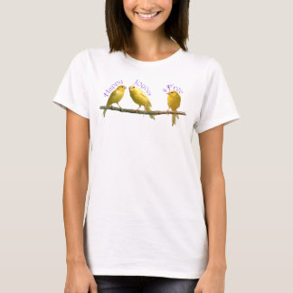 Happy Joyous & Free - white T-Shirt