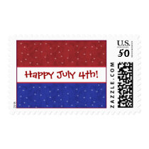 Happy July 4th! Postage