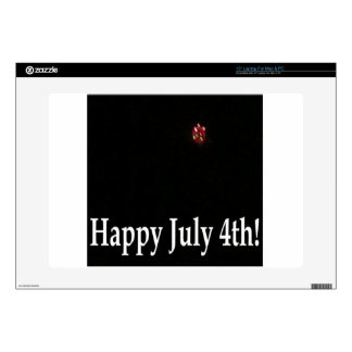 Happy July 4th Decals For Laptops