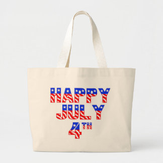 Happy July 4th Tote Bag