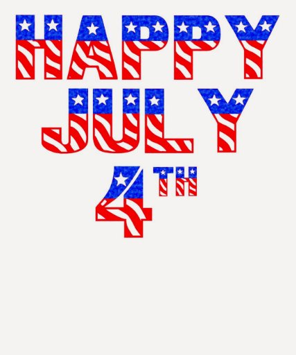 Happy July 4th Shirt