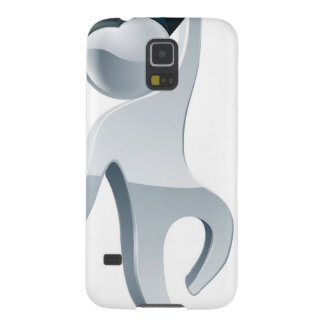 Happy jumping graduate person samsung galaxy nexus cover