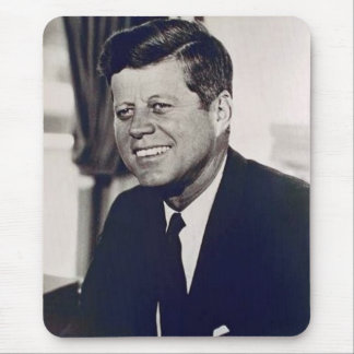 Happy Kennedy Mouse Pad