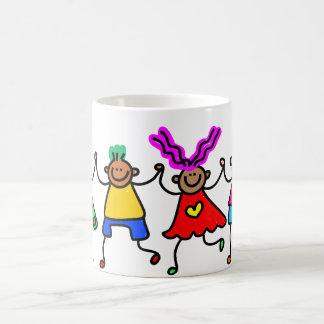 Happy Kids Coffee Mug