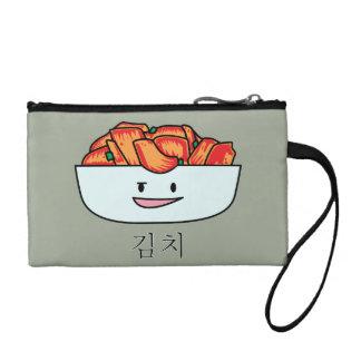 Happy Kimchi Bowl - Happy Foods Designs Coin Wallet