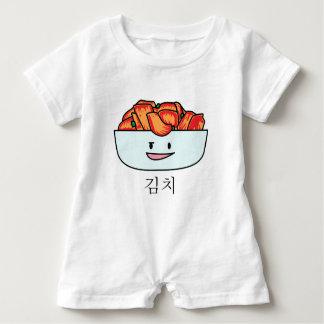 Happy Kimchi Kimchee Bowl - Happy Foods Designs Baby Romper
