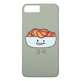 Happy Kimchi Kimchee Bowl - Happy Foods Designs iPhone 7 Plus Case