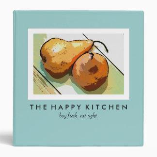 Happy Kitchen Pear Binder 1 5 binder
