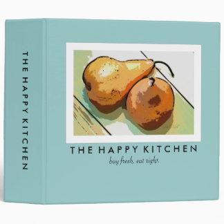 Happy Kitchen Pear Binder 2 binder