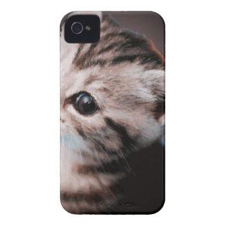 Happy kitten Case-Mate iPhone 4 case