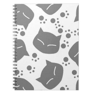 Happy Kittens Notebook