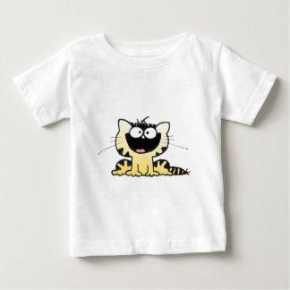 Happy-Kitty Baby T-Shirt