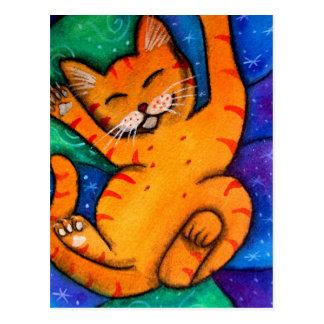 Happy Kitty Cat Postcards