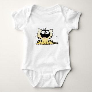 Happy-Kitty Infant Creeper