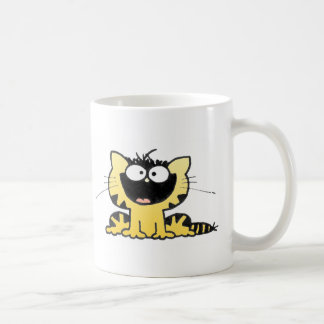 Happy-Kitty Coffee Mug