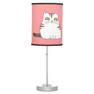 Happy Kitty Table Lamp