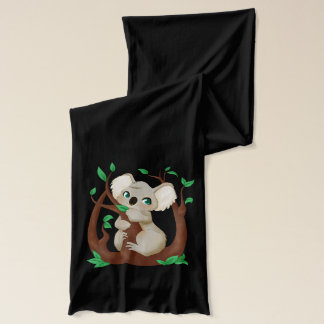 Happy Koala Scarf