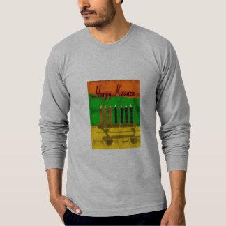 Happy Kwanza  Long Sleeve Shirt