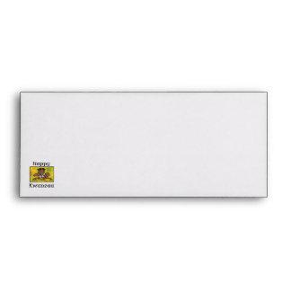 Happy Kwanzaa Family Envelopes
