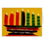 Happy Kwanzaa Greeting Card