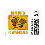 Happy Kwanzaa Postage