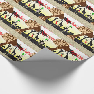 Happy Kwanzaa! Wrapping Paper
