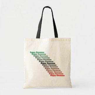 Happy Kwanzza Bag