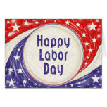 Happy Labor Day Greeting Card