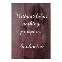 happy labor day invitation