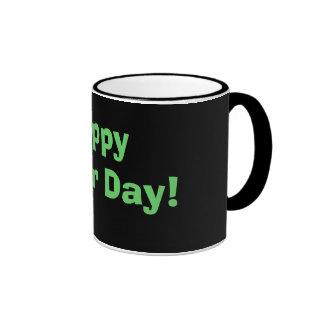 HAPPY LABOR DAY! RINGER COFFEE MUG