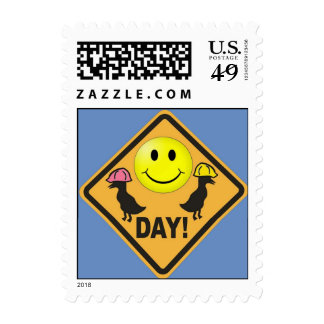 Happy Labor Day Stamps