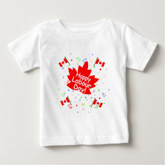 Happy Labour Day Baby T-Shirt