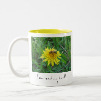 Happy Labour Day long weekend! Two-Tone Coffee Mug