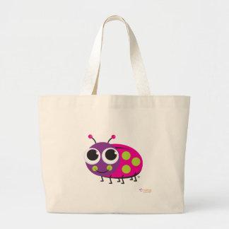 Happy Ladybug Classic Tote Bag