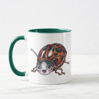 Happy Ladybug Mug