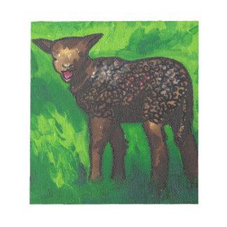 Happy Lamb Memo Pads