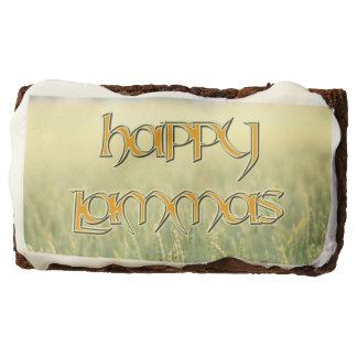 Happy Lammas Brownies for Pagan Circles