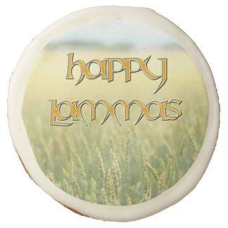 Happy Lammas Cookies for Wiccan Parties