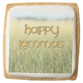Happy Lammas Shortbread Cookies