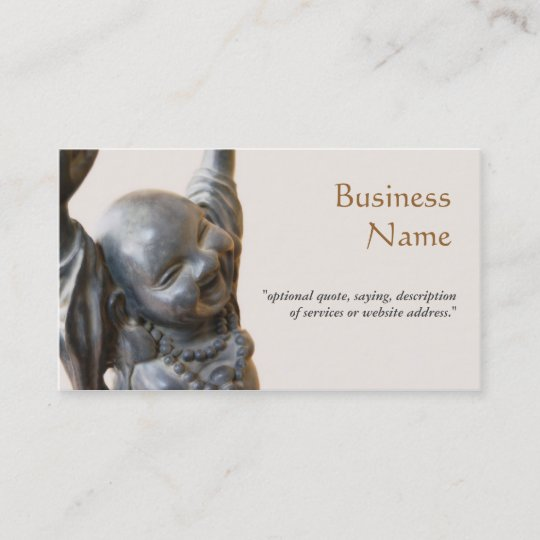 Happy laughing buddha new age business card zazzle happy laughing buddha new age business card colourmoves