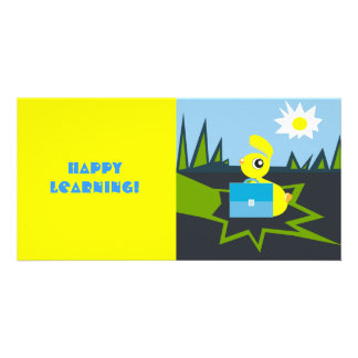 Happy Learning Card