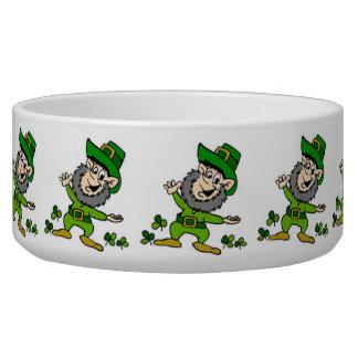 Happy Leprechaun Bowl