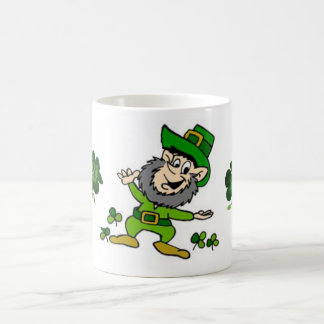 Happy Leprechaun Coffee Mug