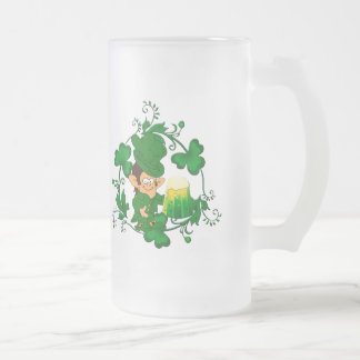 Happy Leprechaun Mug