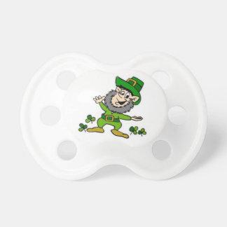 Happy Leprechaun Pacifier